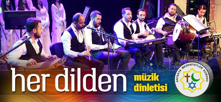 Malatya'da Her Dilden Müzik Dinletisi İlgi Gördü