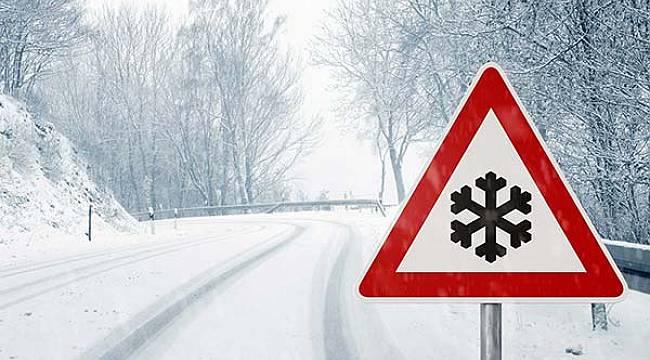 Buzlanma ve don uyarısı!