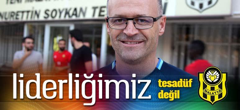 Yeni Malatyaspor'un Liderliği Tesadüf Değil!