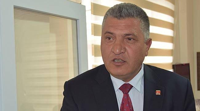 CHP Malatya İl Başkanı Enver Kiraz Ağır Hakaret