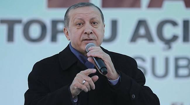 Erdoğan Malatya'da Hayır Diyenlere Kandilci dedi