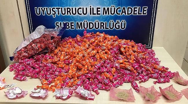 Malatya'da Şeker Ambalajından bakın ne çıktı?