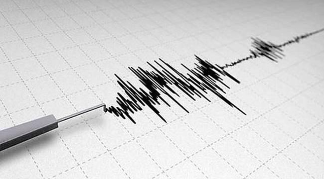 Malatya'nın Hekimhan İlçesinde Deprem