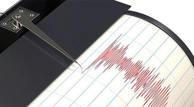 Malatya'da Deprem Etkisi 4.1 Hissedildi