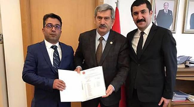 MHP Malatya İl Başkanı Atandı İstifa Geldi