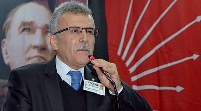 CHP Battalgazi İlçe Başkanı Sarıoğlu İstifa Etti