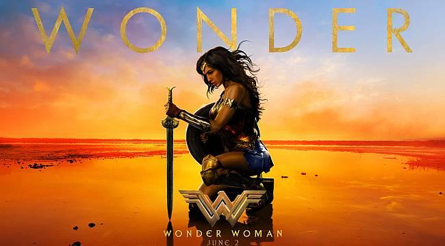 Amazon Savaşçı Wonder Woman