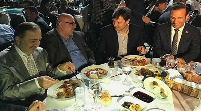 Ertuğrul Sağlam Yeni Malatyaspor İftarında Konuştu