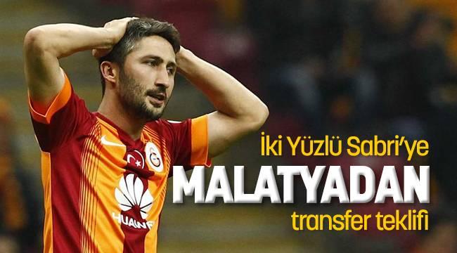 Sabri Sarıoğlu Yeni Malatyaspor teklifine ne dedi?