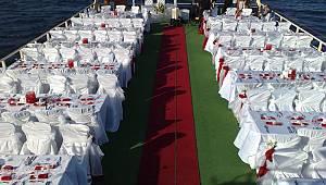 Teknede Düğün Organizasyonu