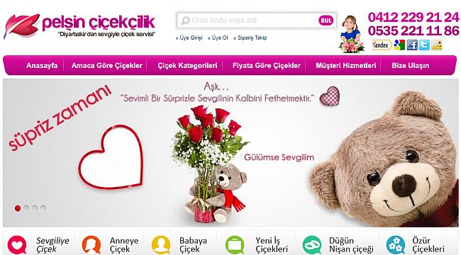 Diyarbakır çiçek gönderme siteleri