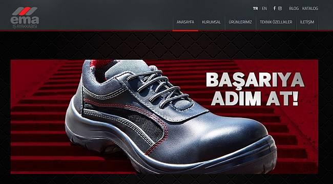 İş Güvenlik Ayakkabısı Ema Ayakkabı İle Hem Şık Hem Güvenli