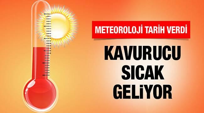 Malatya'da Hava Sıcakları Artıyor