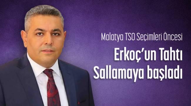 Malatya TSO Seçiminde Favori Aday Sadıkoğlu