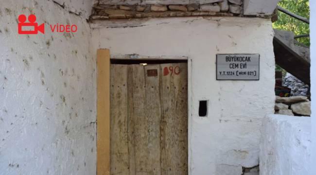 Malatya Arapgir İlçesinde 800 Yıllık Cem Evi