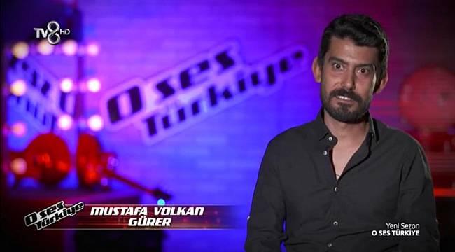 Malatyalı Mustafa Volkan Gürer O Ses Türkiye'de