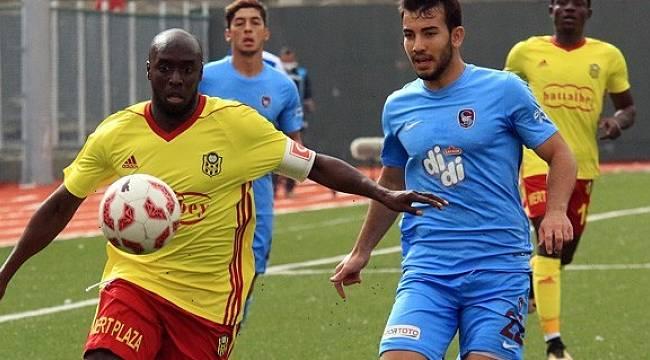 Yeni Malatyaspor Of dedirten Maçı Kazandı