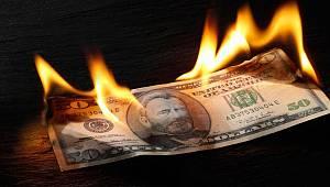 Dolar'ın ateşi sönmek bilmiyor!