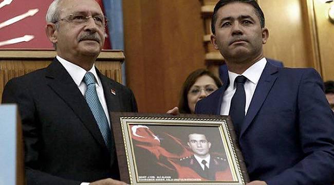 Malatyalı Yarbay Mehmet Alkan Siyasete Girdi