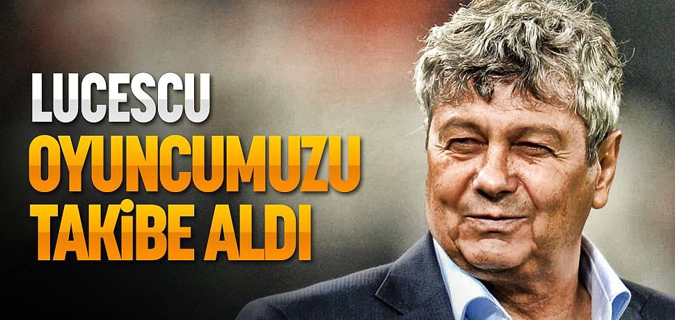 Lucescu Yeni Malatyasporlu Oyuncuyu Takibe Aldı