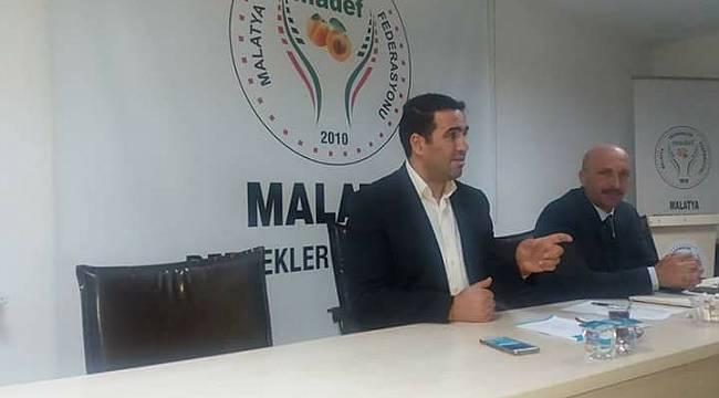 MADEF Başkanı Yılmaz Durmuş'ın Babası Vefat Etti