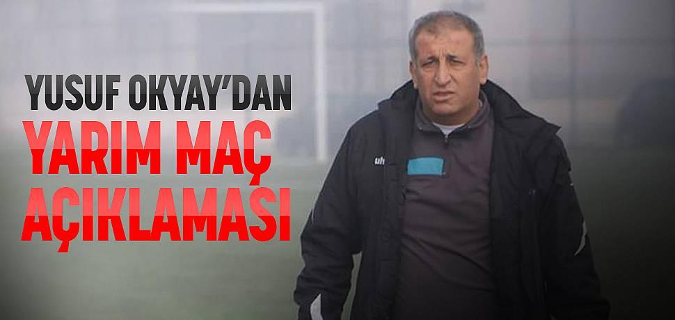 Malatyaspor'dan Yarım Kalan Maç Açıklaması
