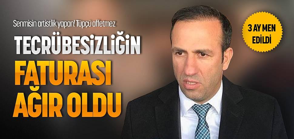 Yeni Malatyaspor Başkanı Adil Gevrek Hapı Yuttu