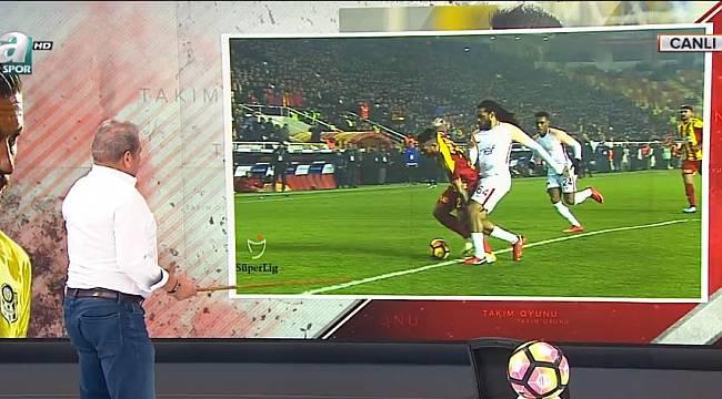 Yeni Malatyaspor - Galatasaray maçı yorumları