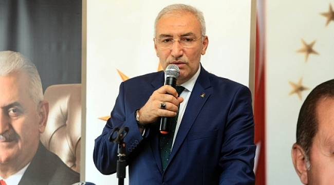 AK Parti İl Başkanı Hakan Kahtalı'dan Rus Ruleti
