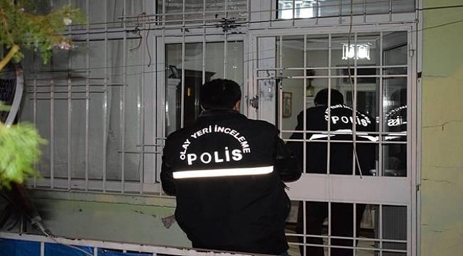 Malatya'da Gözü Dönmüş Koca Kurşun Yağdırdı