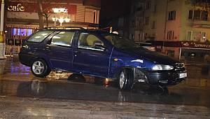 Kanalboyu'nda Kaza Yapan Şahsın İlginç Eylemi