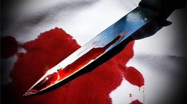 Malatya'da Bir Baba Oğlunu Bıçakladı
