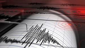 Malatya Pütürge İlçesinde Deprem oldu