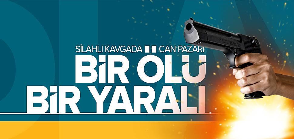 Malatya Yeşilyurt'da Silahlı Kavga 1 Ölü 1 Yaralı
