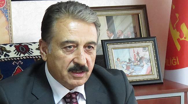 MESOB Başkanı Keskin Şelalecilere Yanıt Verdi