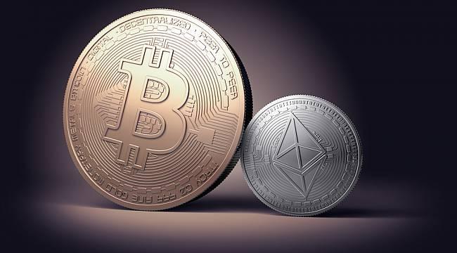 Bitcoin ve ethereum birlikte eriyor!