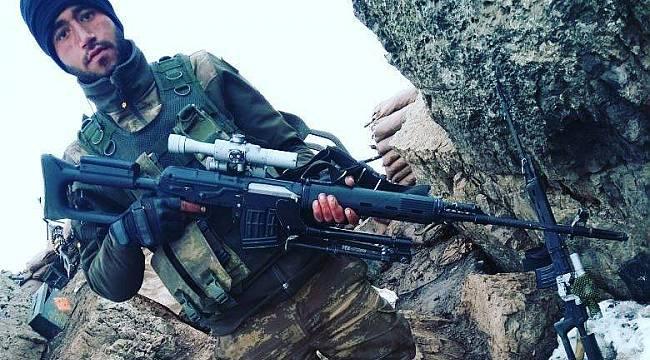 Hakkari'de Füze Saldırısı 1 Şehit 5 Yaralı Şehit Malatyalı