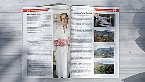 Pütürge Şalyan Köyü Derneği Dergi Çıkardı
