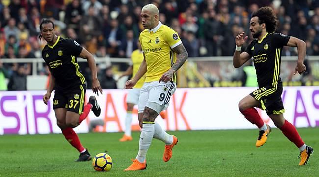 Yeni Malatyaspor, Fenerbahçe'ye Vuruldu