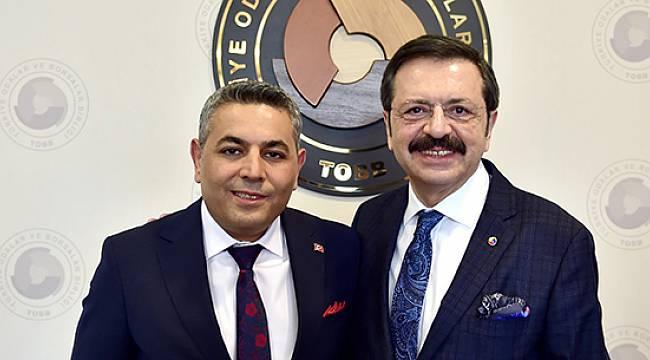 Oğuzhan Ata Sadıkoğlu TOBB Yönetimine Alındı
