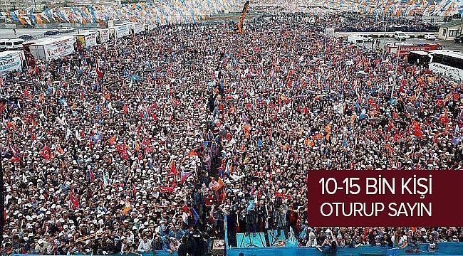 Eski AKP Adayı Ebuzer Aydın Mitingi Yorumladı