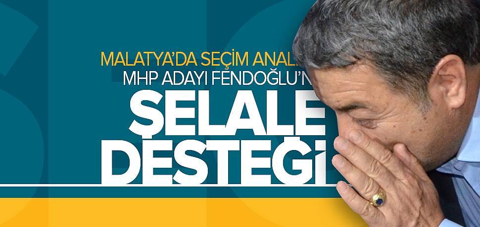 Mehmet Fendoğlu'na Şelalecilerden Destek!