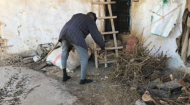 Haçova'da Asırlık İmam Dedenin Virane Zevki