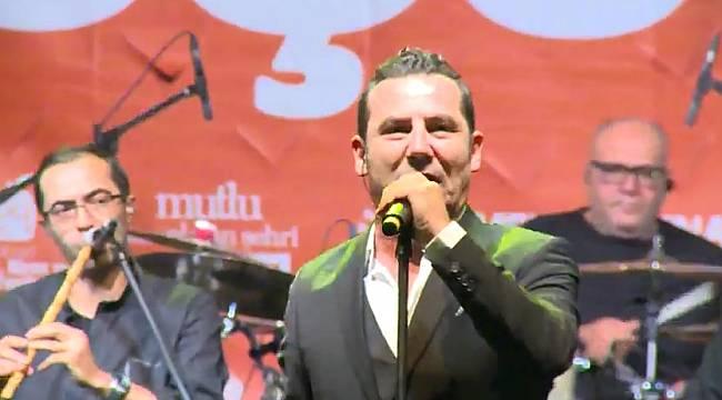 Malatya Ferhat Göçer Konserine İlgisiz Kaldı