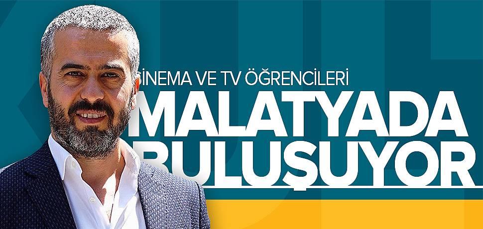 Sinema-TV Öğrencileri Malatya'ya Davet Edildi