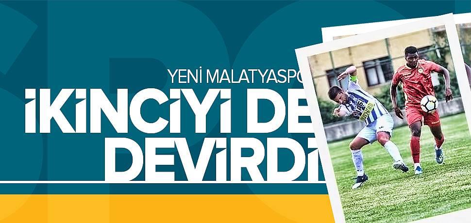 Yeni Malatyaspor İkinci Hazırlık Maçını da Kazandı
