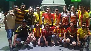 Malatyasporlu Taraftar Kaza Geçirdi 17 Yaralı