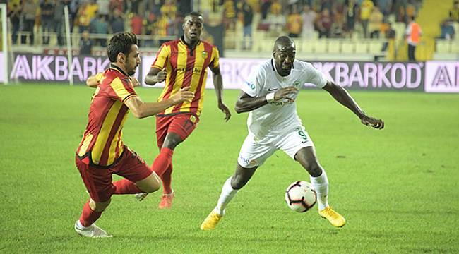 Yeni Malatyaspor Berbat Oyunla Kaybetti