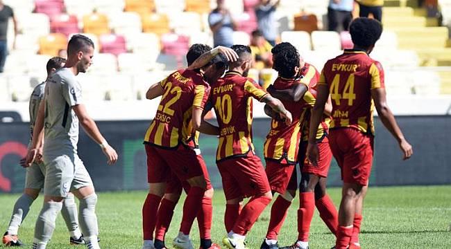 Yeni Malatyaspor Rize'yi Tek Golle Geçti