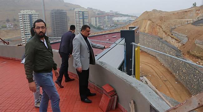 Başkan Selahattin Gürkan Arı Gibi Çalışıyor